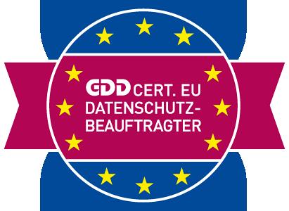 Zertifizierte Datenschutzbeauftragte nach GDDcert